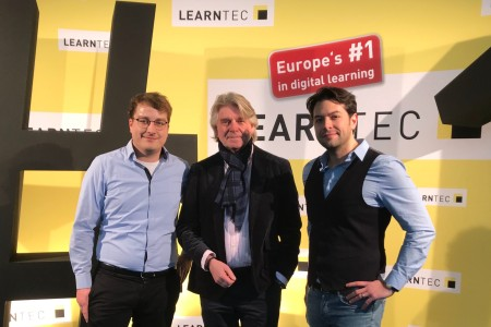 Straightlabs will be present at LEARNTEC 2020 in Karlsruhe in Hall 2, Stand N14.