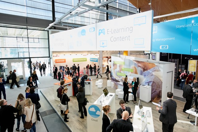 Die LEARNTEC Fachmesse